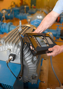 motor insulation resistance testing