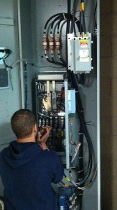 Industial-VFD Inverter installation and programming